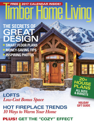 Timber Home Living Nov-Dec 2016