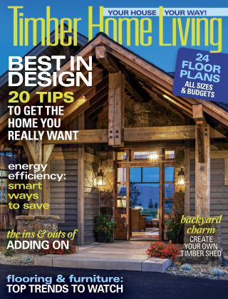 Timber Home Living Mar-Apr 2017