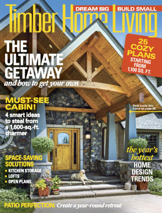Timber Home Living May-Jun 2017