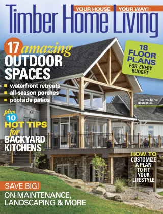 Timber Home Living Jul-Aug 2017