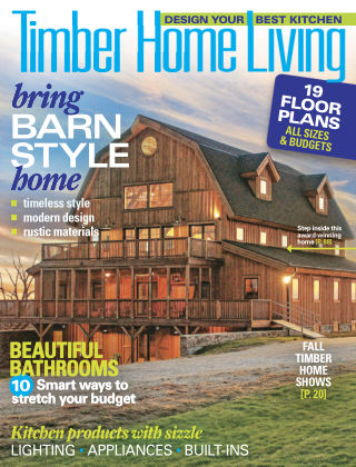 Timber Home Living Sep-Oct 2017