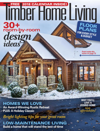 Timber Home Living Nov-Dec 2017