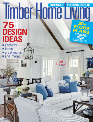 Timber Home Living Mar-Apr 2018