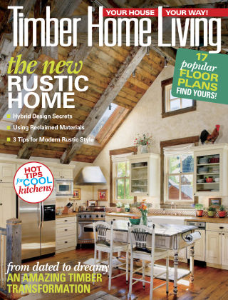 Timber Home Living Jul-Aug 2018