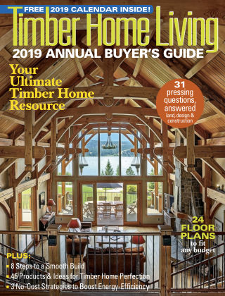 Timber Home Living 2019 Annual Buyers