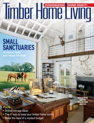 Timber Home Living Jul-Aug 2019