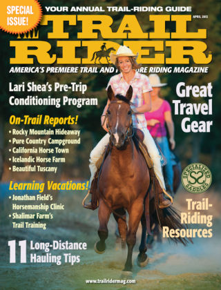 Trail Rider April 2013