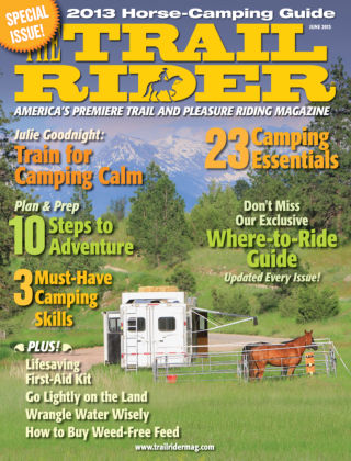 Trail Rider June 2013