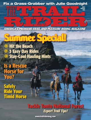 Trail Rider July / Aug 2013
