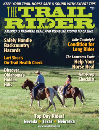 Trail Rider March 2014
