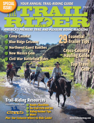 Trail Rider April 2014