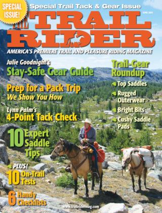 Trail Rider June 2014