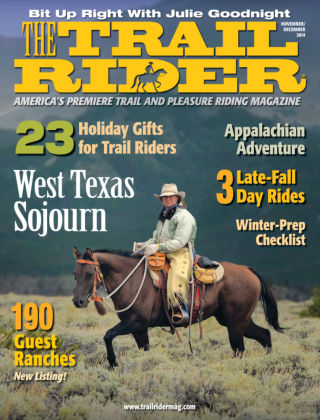 Trail Rider Nov / Dec 2014