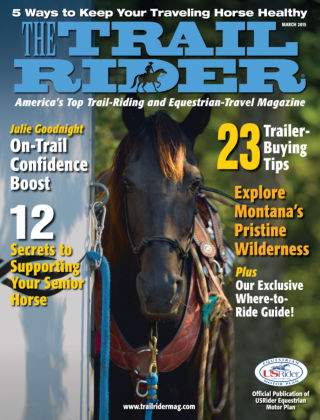 Trail Rider March 2015