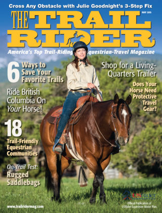 Trail Rider May 2015