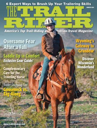 Trail Rider Mar 2016