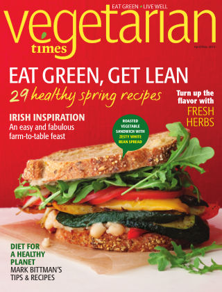 Vegetarian Times March 2013