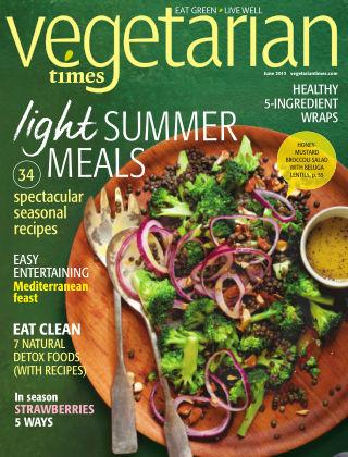 Vegetarian Times June 2013