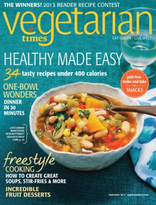 Vegetarian Times September 2013