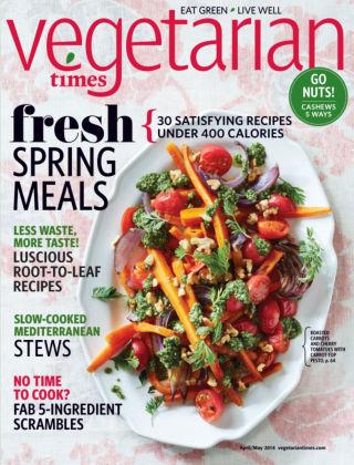 Vegetarian Times April / May 2014