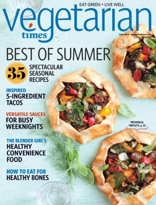 Vegetarian Times June 2014