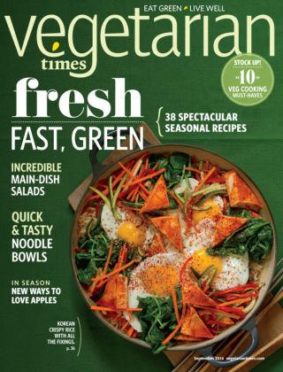 Vegetarian Times September 2014
