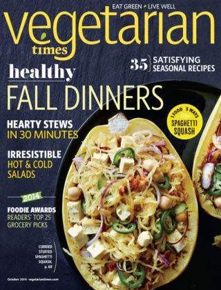 Vegetarian Times October 2014