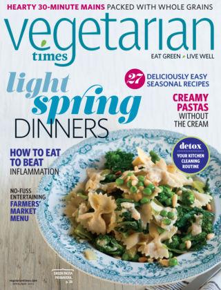 Vegetarian Times April / May 2015