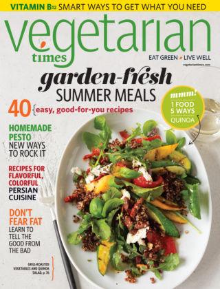 Vegetarian Times June 2015