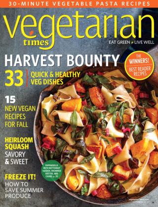 Vegetarian Times September 2015