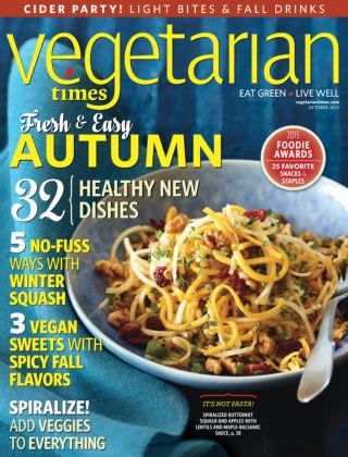 Vegetarian Times October 2015