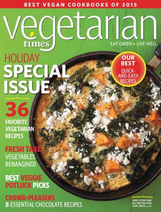 Vegetarian Times Dec 2015