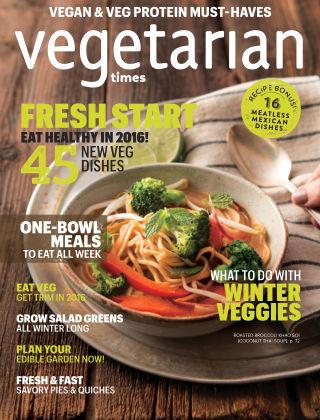 Vegetarian Times Jan-Feb 2016