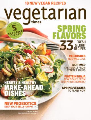 Vegetarian Times Mar 2016