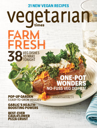 Vegetarian Times Apr 2016