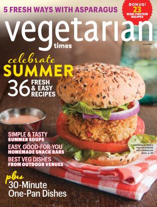 Vegetarian Times Jun 2016