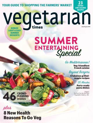Vegetarian Times Jul-Aug 2016