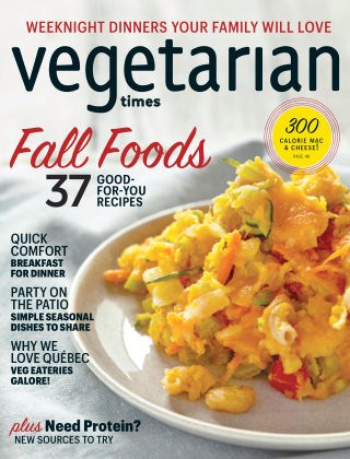 Vegetarian Times Sep-Oct 2016