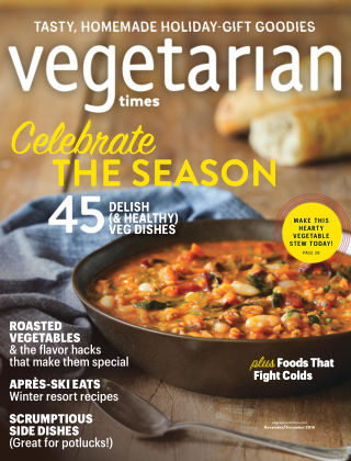 Vegetarian Times Nov-Dec 2016