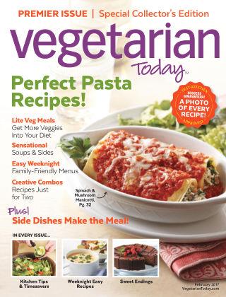 Vegetarian Times Feb 2017