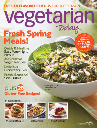 Vegetarian Times Apr 2017