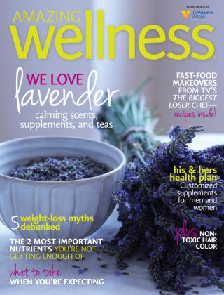 Amazing Wellness Early Summer 2013