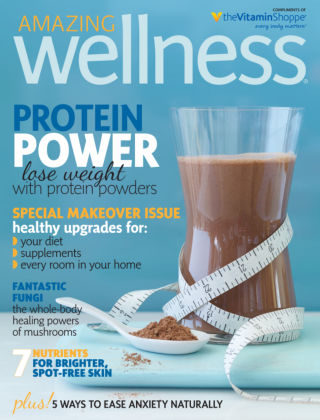 Amazing Wellness Winter 2014