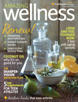 Amazing Wellness Spring 2014