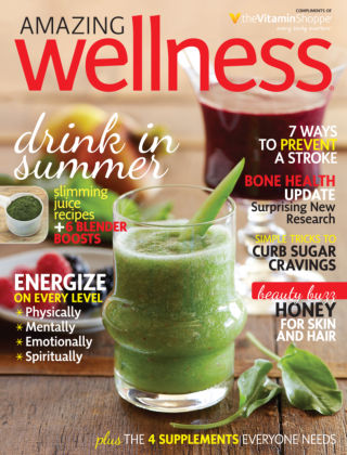 Amazing Wellness July / August 2014