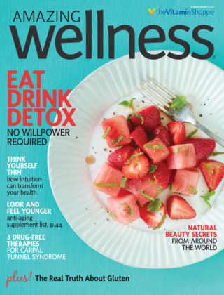 Amazing Wellness March / April 2015