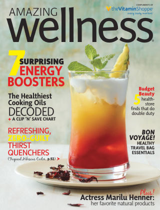 Amazing Wellness July / August, 2015