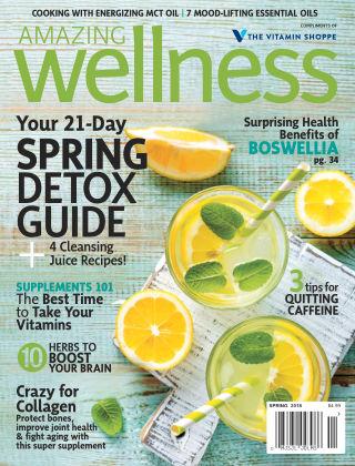 Amazing Wellness Mar-Apr 2018