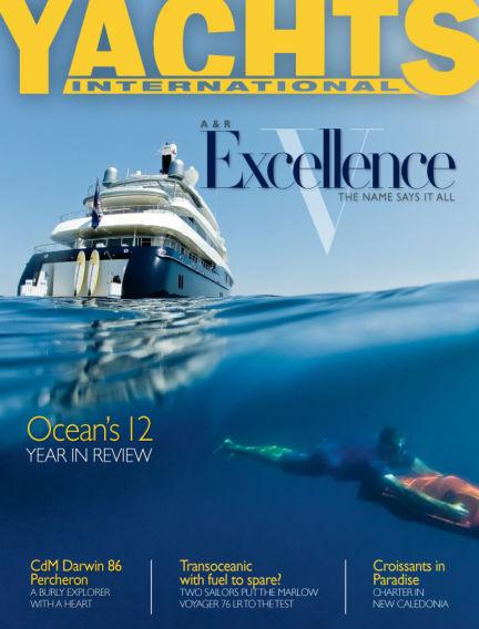 Yachts International January 19, 2013 00:00