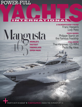 Yachts International March / April 2013